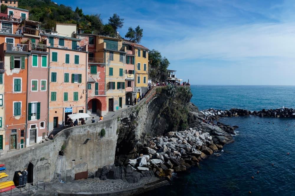 Habitación doble Confort, terraza, vista al mar - Vista al agua