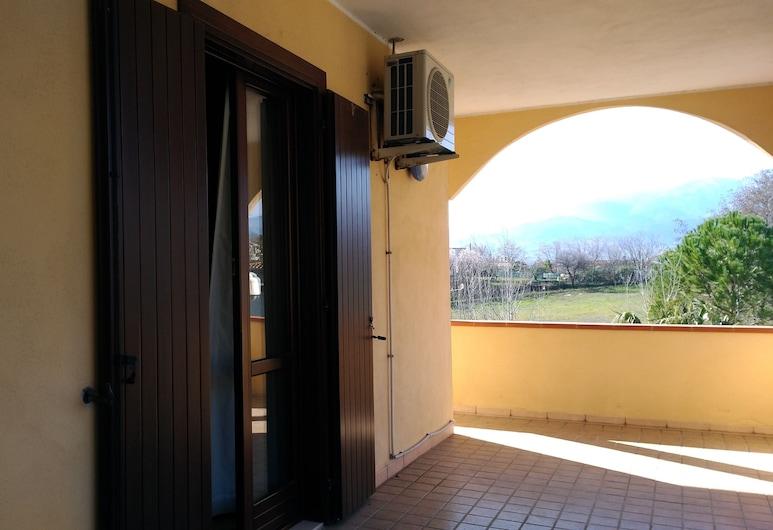 Hotel la Falconara, Castrovillari, Junior-suite - balkon, Altan