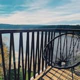 Retro Apartment - Balcony