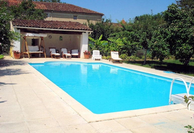 Château de Cavagnac, Layrac, Outdoor Pool