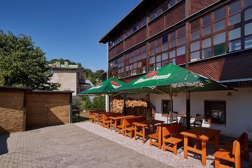 烏帕河畔斯沃博達滑雪飯店/