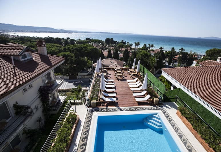 Rooms Exclusive - Adults Only, Cesme, Aerial View