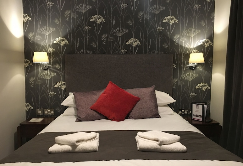 The White Swan, Leeds, Double Room, Ensuite, Guest Room