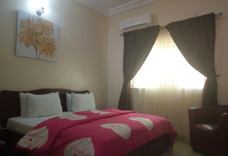 Best Budget Hotel, Abuja, Izba typu Deluxe, Hosťovská izba