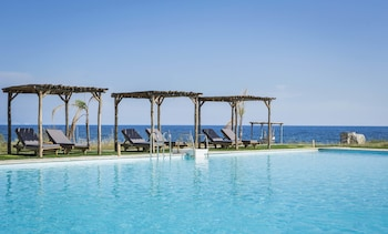 Φωτογραφία του Kymata Bohemian Beach Resort, Κεφαλονιά