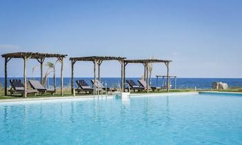 Bild vom Kymata Bohemian Beach Resort in Kefalonia