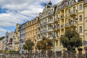 Karlovy Vary bölgesindeki ASTORIA Hotel & Medical Spa resmi
