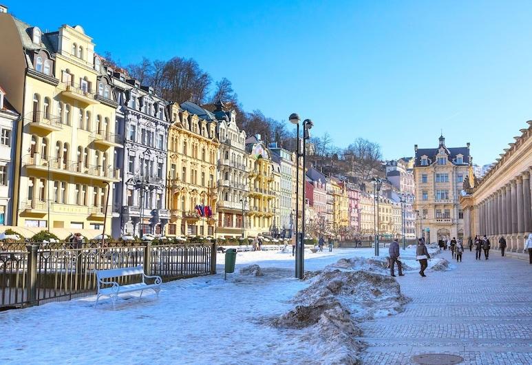 ASTORIA Hotel & Medical Spa, Karlovy Vary, Facciata hotel