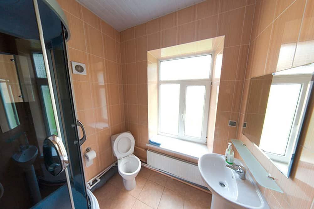 Comfort - kahden hengen huone - Kylpyhuone
