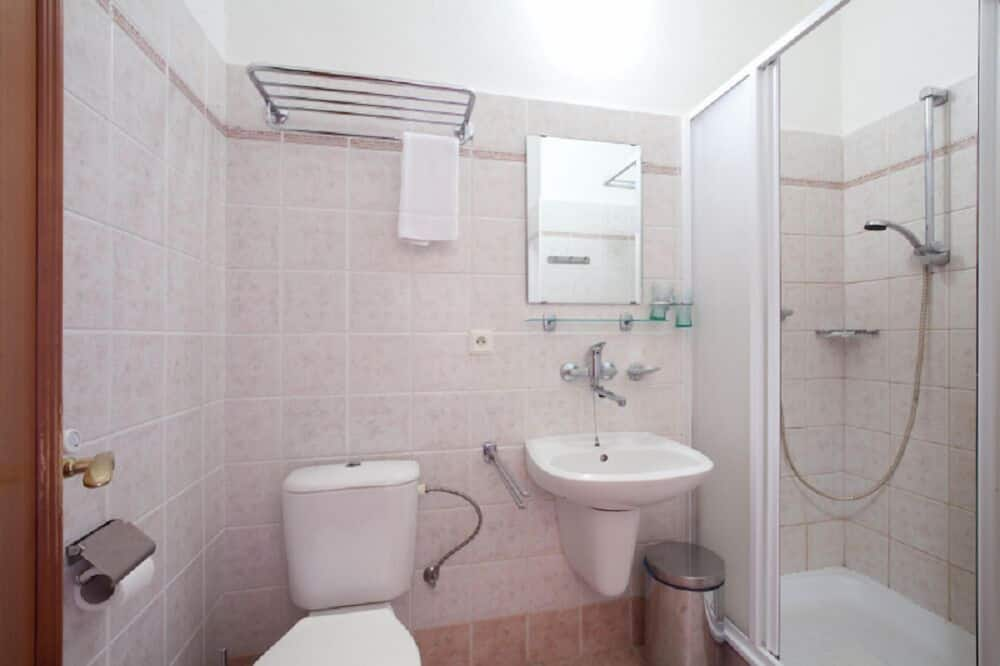 Standartinio tipo dvivietis kambarys, atskiras vonios kambarys (2 Extra Beds) - Vonios kambarys
