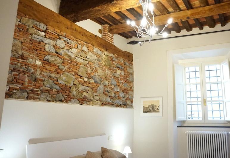 Alessandra Apartment, Lucca, Appartamento Deluxe, vista città, Camera