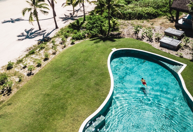 Six Senses Fiji, Malolo, Strand