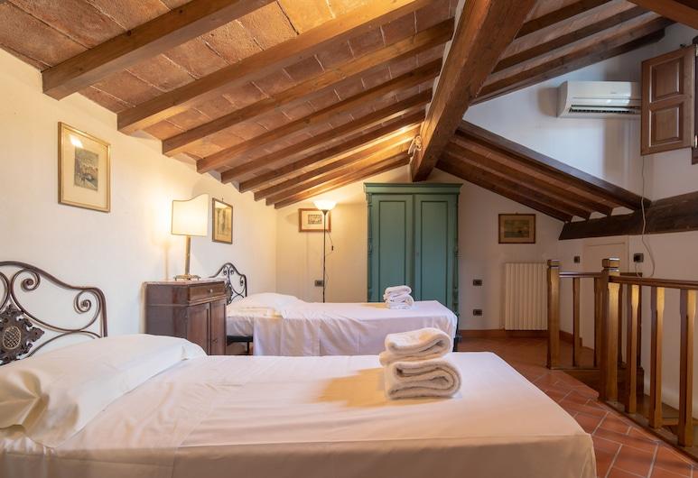 San Frediano House, Florence, Apartemen Comfort, 2 kamar tidur, Kamar