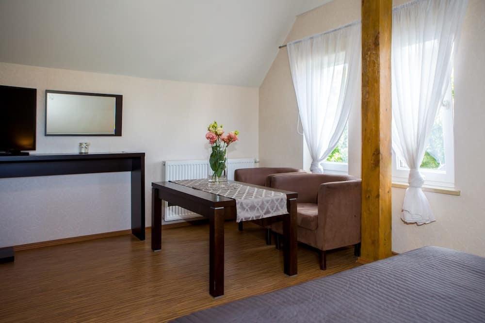 Familieværelse (6 osobowy) - Opholdsområde