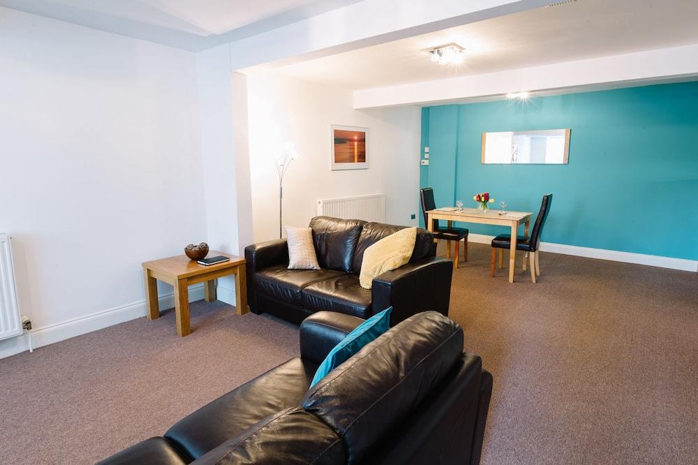 Comfort bungaló, 1 hálószobával - Nappali rész