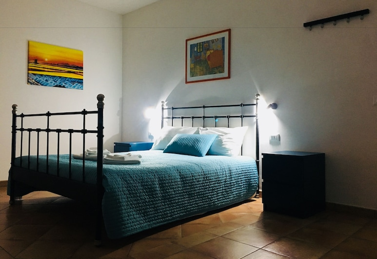 B&B Tramonti d'aMare, Marsala, Double Room, Guest Room