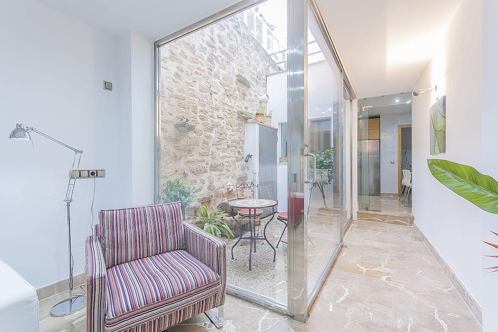 Casa, 2 camere da letto, patio - Area soggiorno