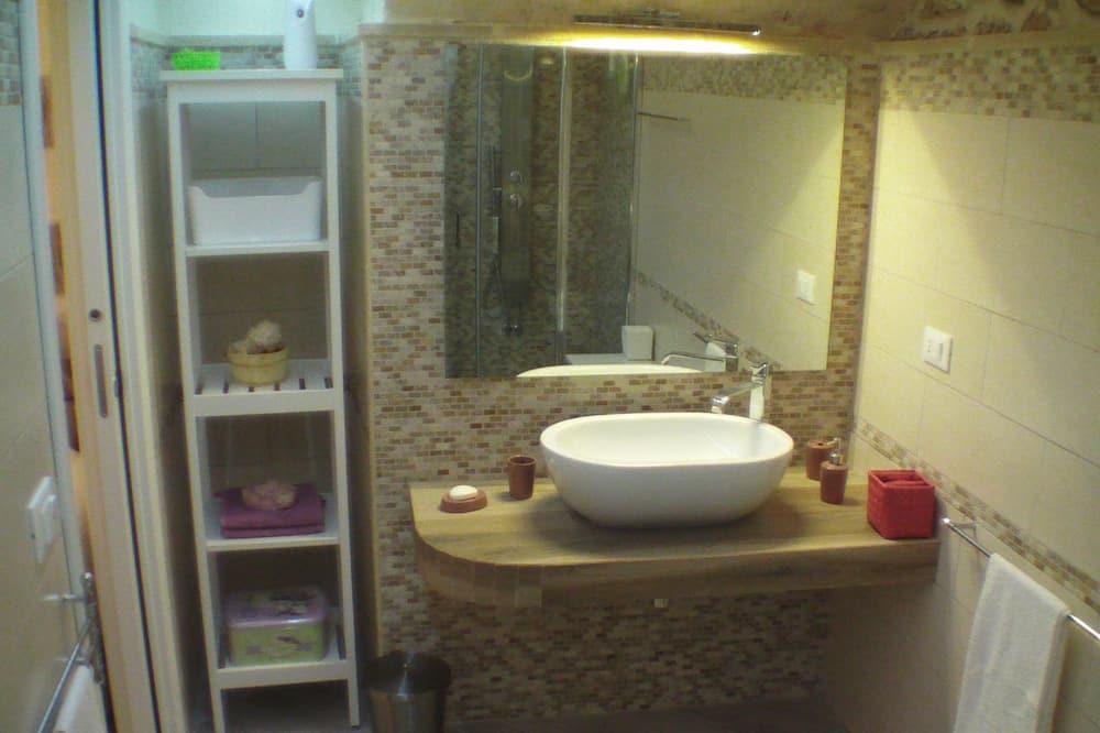 דירה דה-לוקס, חדר שינה אחד, ללא עישון - חדר אורחים