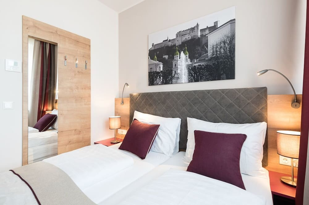 Tweepersoonskamer (Max70 Comfort - Balcony) - Woonruimte