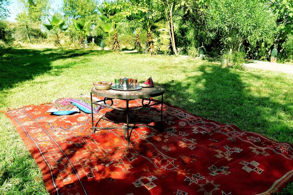 Grill-/Picknickplatz