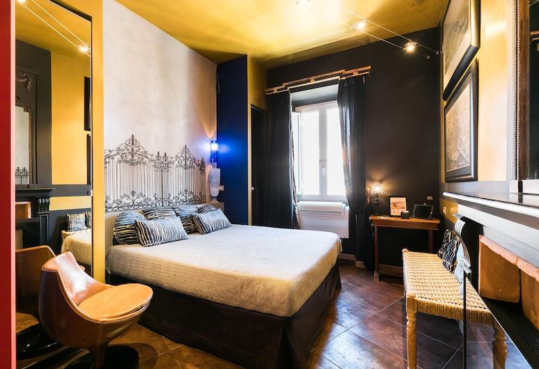 Appartamenti MarcoAurelio49, Rooma, Superior külaliskorter, 1 magamistoaga, Tuba