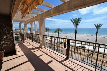 埃爾坎佩略我的公寓酒店 - 地中海景觀的圖片