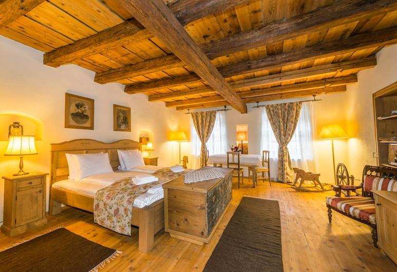 沙弗里民宿, 錫吉什瓦拉, 高級三人房, 1 間臥室, 客房