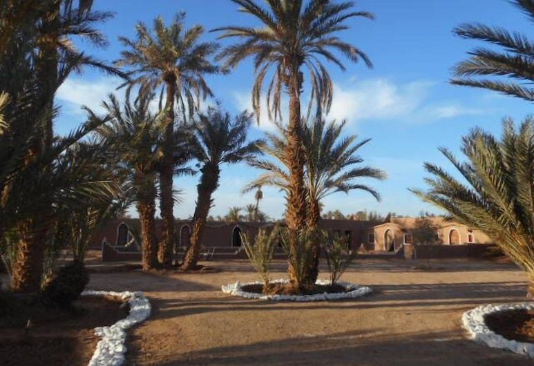 Carrefour des Nomades, Мгамід-аль-Ґізлане, Територія готелю