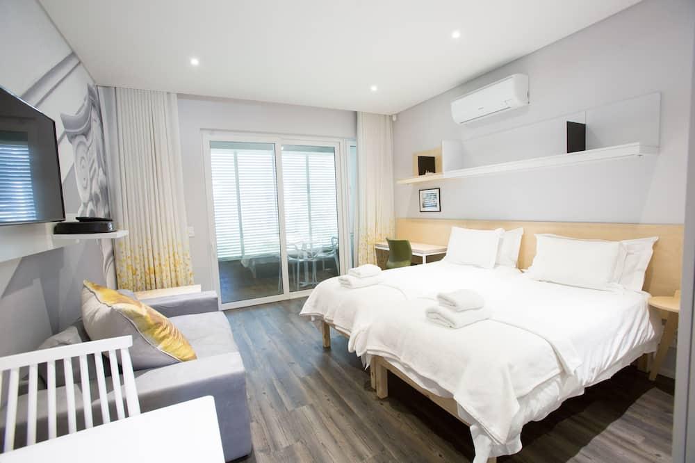 Laanhof 2 Studio Apartment - Guest Room