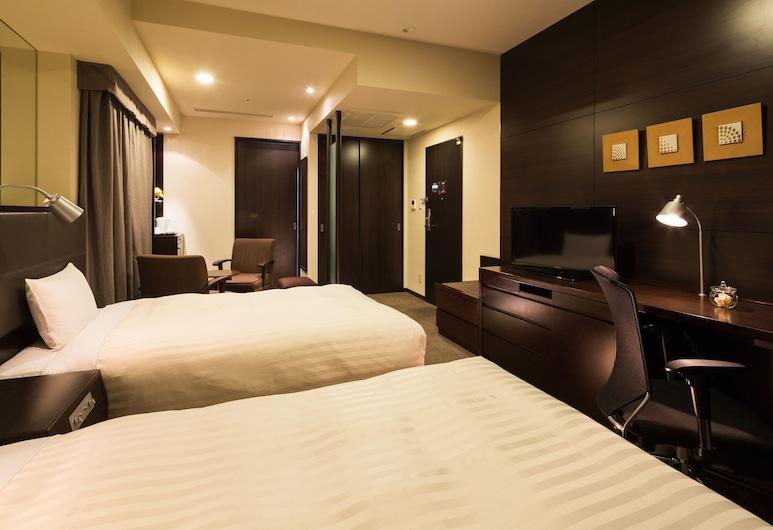JR東日本ホテルメッツ 高円寺, 杉並区, ツインルーム 喫煙 1名利用, 部屋