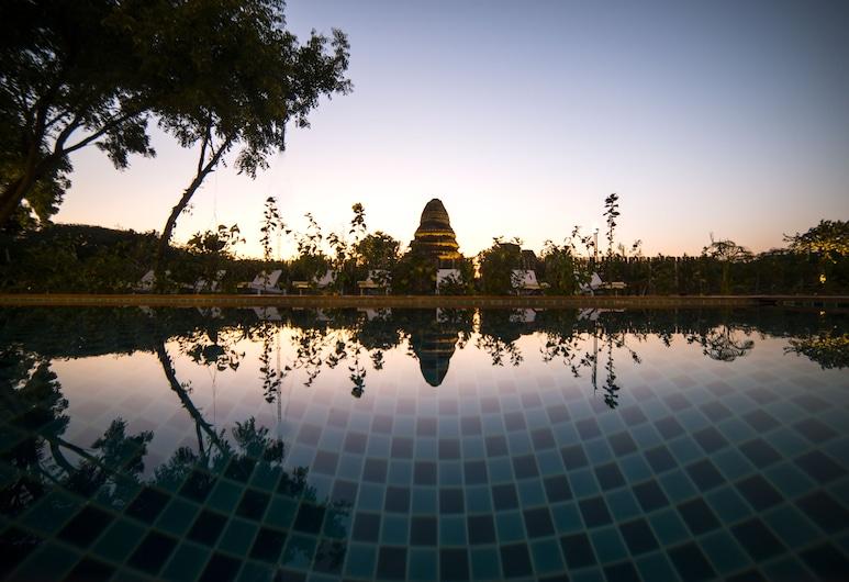 Villa Bagan, Nyaung-U, Outdoor Pool