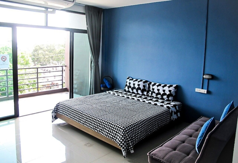 Homey Donmueang, Bangkok, Romantic Double Room, Guest Room