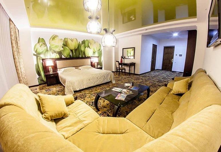 ميتيليكا, قراغندي, غرفة مزدوجة مريحة - سرير ملكي, غرفة نزلاء
