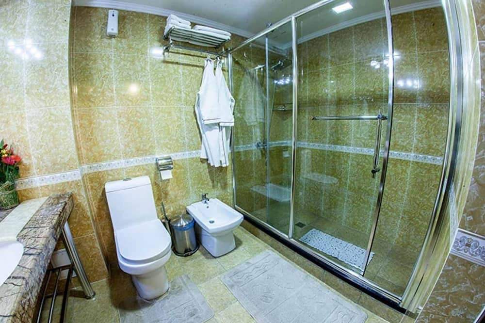 Стандартний одномісний номер - Ванна кімната