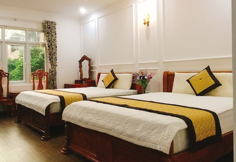 New Star Hotel, Ho Chi Minh City, Deluxe Room, Guest Room View