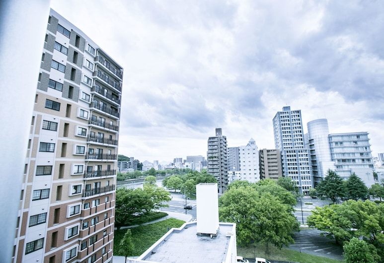 HIROSHIMA Crane Peace Tower, Hiroshima, Studio Apartment with Balcony (804), Room