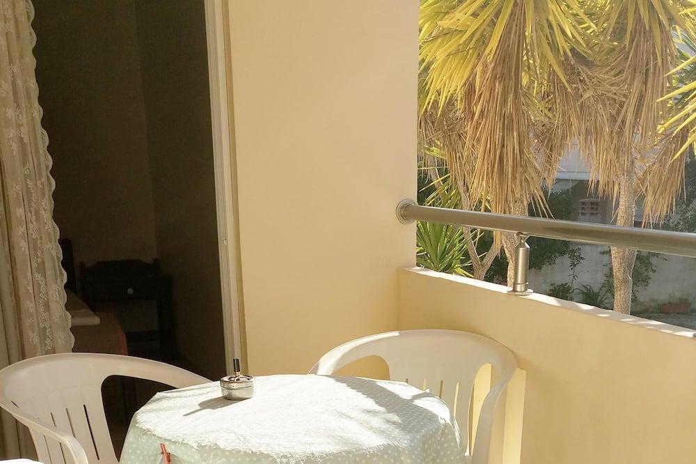Family Apartment, 1 Bedroom, Balcony - Balcony
