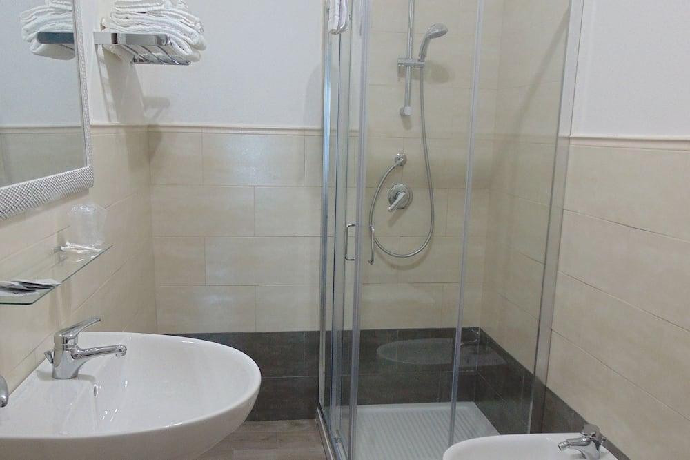 Economy Single Room, Terrace, Sea View - Bathroom
