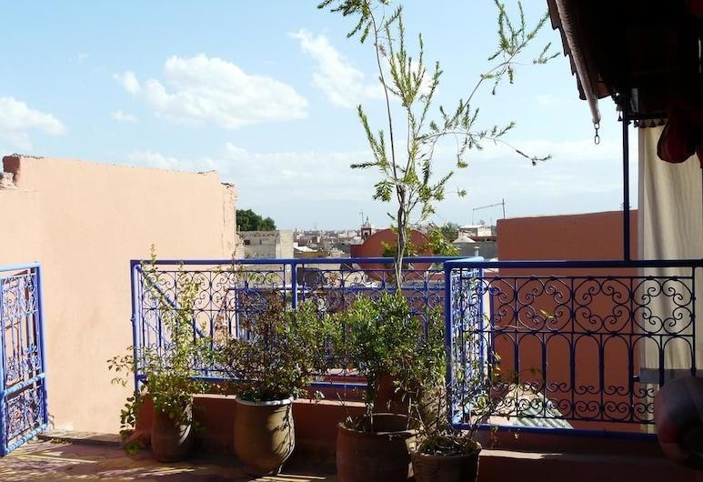 Riad Taddert, Marrakech, Terrace/Patio