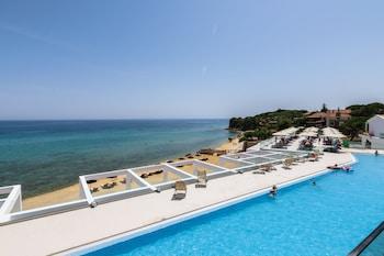 A(z) Cavo Orient Beach Hotel  hotel fényképe itt: Zakynthos