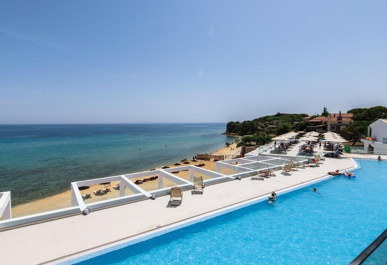 Cavo Orient Beach Hotel , Zante, Spiaggia