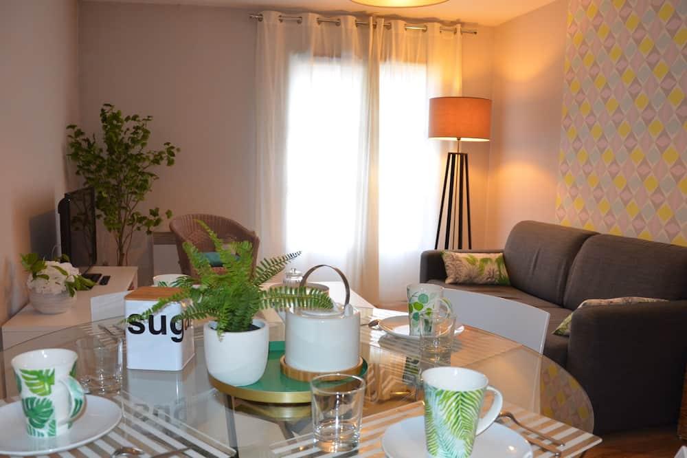 Appartamento Comfort, bagno in camera - Lounge