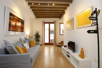 Palma de Mallorca — zdjęcie hotelu Sant Miquel Homes Formentor