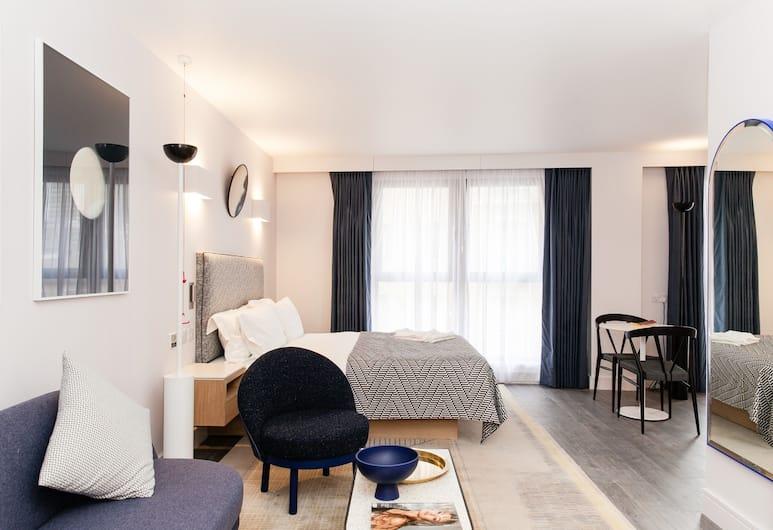 Rockwell East, London, Studio, 1 Doppelbett, Zimmer