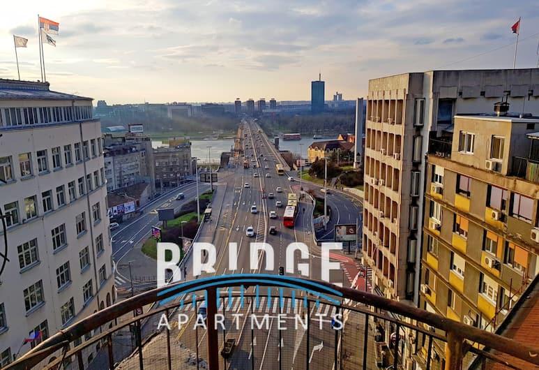 Bridge Apart Belgrade, Belgrad, Ausblick von der Unterkunft