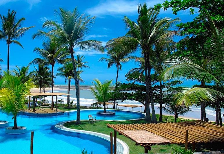 Jump in Bed Bangalo Praia do Espelho, Porto Seguro, Vonkajší bazén