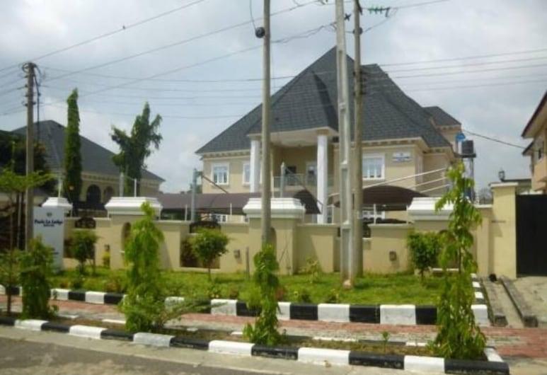 Paris Le Lodge, Abuja, Hotellfasad