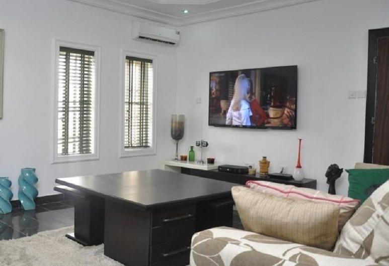 Signature Apartments Abuja, Abuja, Apartmán, Obývacie priestory