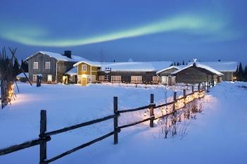 Bild vom Hotelli Taivaanvalkeat in Kittilä
