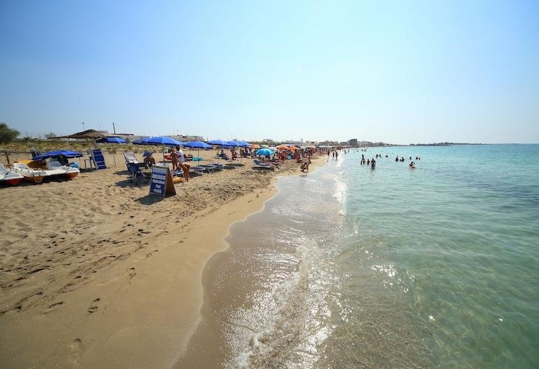 Residence Riva Mare Ugento, Ugento, Beach